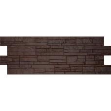 Панель фасад Docke-r Stein Тёмный орех ( Песчаник )
