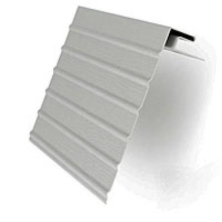 J фаска (ветровая доска) Grand Line Белый-3,00