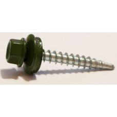 Саморез RAL 6020 (859 хромовая зелень  ) 4,8х70мм