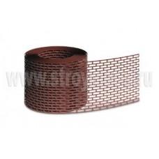 Вентиляционная лента Luxard коричневая
