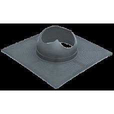 Krovent Base-VT основание вентиляционной трубы под Гибкую черепицу серый (RAL 7024)