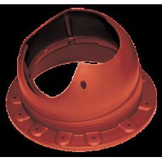Krovent Base-VT Seam основание вентиляционной трубы под фальц красный (RAL 3009)