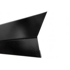 Карнизная планка (капельник) для мягкой кровли Stynergy стальной бархат 0,5сталь 7024 серый