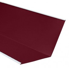 Ендова нижняя Stynergy CORUNDUM50 RAL 3005 (0,5 сталь)-2м