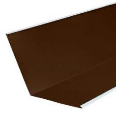 Ендова нижняя Stynergy CORUNDUM50 RAL 8017 (0,5 сталь)-2м