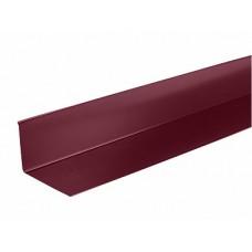 Ендова верхняя Stynergy CORUNDUM50 RAL 3005 (0,5 сталь)-2м