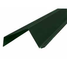 Ветровая широкая 95х120 Stynergy CORUNDUM50 RAL 6005 (0,5 сталь)-2м