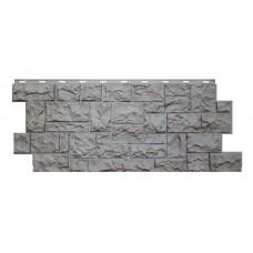 """Фасадная панель Nordside Северный камень """"Серый"""""""