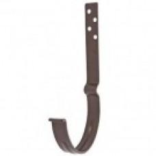 Крюк крепления желоба длинный Аквасистем RR 32 (Коричневый) 100/150