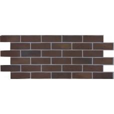 Панель фасад Docke-r Berg Braunberg (коричневый кирпич)