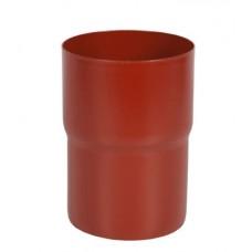 Соединитель трубы Аквасистем RR 29 (Красно-коричневый) 90/125