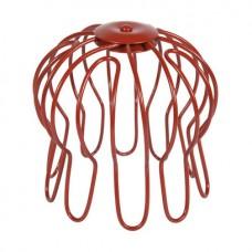 Паук (сетка воронки) Аквасистем RR 29 (Красно-коричневый) 100/150